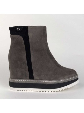 Belle Vie ankle boot Via Fillungo taupe