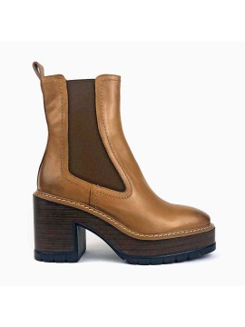 Pons Quintana ankle boot toffee