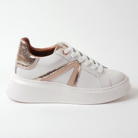 Alexander Smith sneaker Carnaby gold